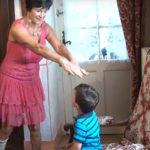 Soins magnétisme enfant